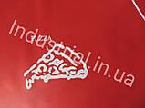 Силиконовый коврик для раскатки и выпечки теста 60-42 см Красный, фото 7