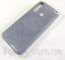 Чехол для Realme 5 матовый Silicone Case Full Cover Macarons Color