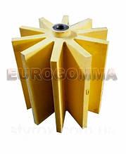 Поліурітанові ротори та флотаційні камери