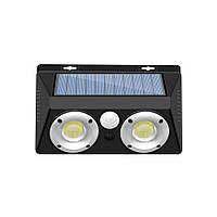Вуличний ліхтар на сонячній батареї LF-1625 + датчик освітлення + датчик руху