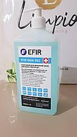 Efir Skin Антибактериальное спиртовое средство для обработки рук 1л