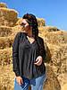 Трендовая блуза с V-вырезом, фото 6