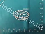 Силиконовый коврик для раскатки и выпечки теста 60-42 см Голобой, фото 4