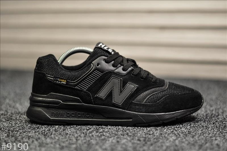 Кросівки New Balance 997 H Black