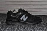 Кросівки New Balance 997 H Black, фото 3