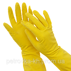 "Перчатки для уборки ""Экопак""  (размер L)"