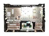 Оригинальная клавиатура для ноутбука Lenovo Ideapad U330, U330P series, ru, black, передняя панель, подсветка, фото 2