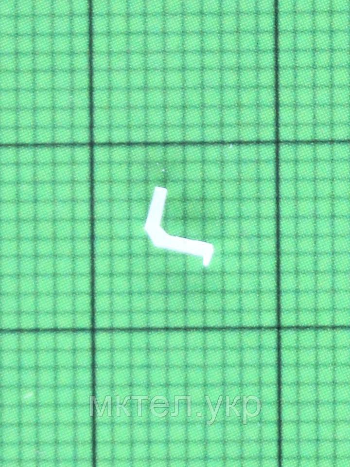 Стекло датчика освещения Xiaomi Redmi Note 8 Оригинал #3015914000A8