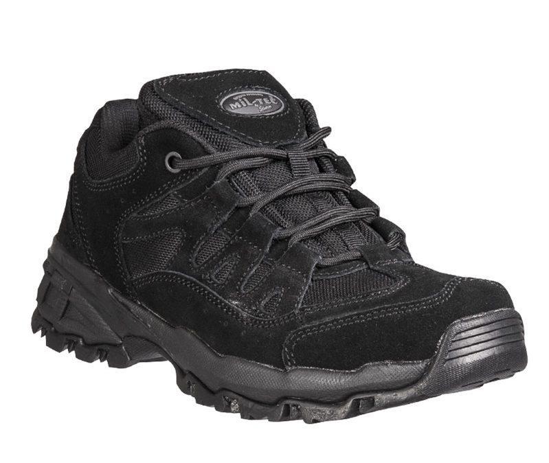Кросовки  MIL-TEC SQUAD SHOES 2,5 INCH  BLACK 12823502