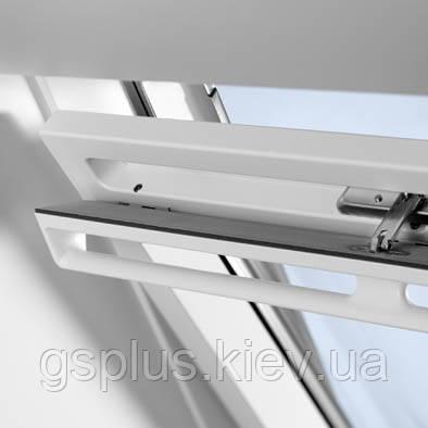 """Мансардное окно Velux GGU 0073 белое """"влагостойкое"""" 78х118, фото 2"""