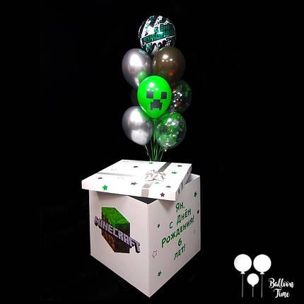 Коробка сюрприз у стилі *MINECRAFT*, фото 2