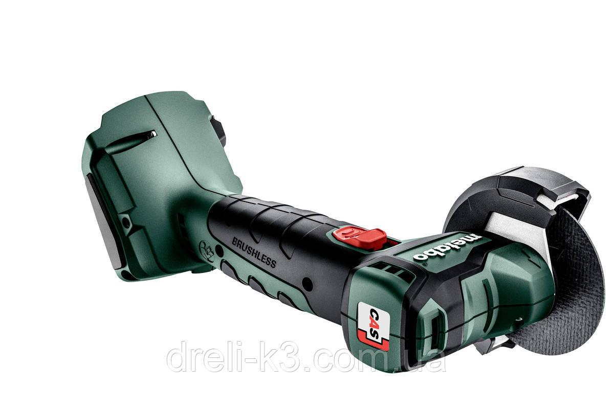 Аккумуляторная Угловая Шлифовальная Машина Metabo CC 18 LTX BL (600349850)