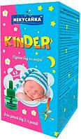 Жидкость для фумигатора Некусайка Kinder 45 ночей