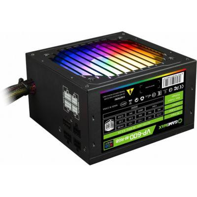 Блок питания GAMEMAX 600W (VP-600-M-RGB)