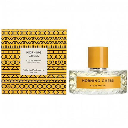 Vilhelm Parfumerie Morning Chess парфюмированная вода 100 ml. (Вильгельм Парфюмер Утренние Шахматы), фото 2