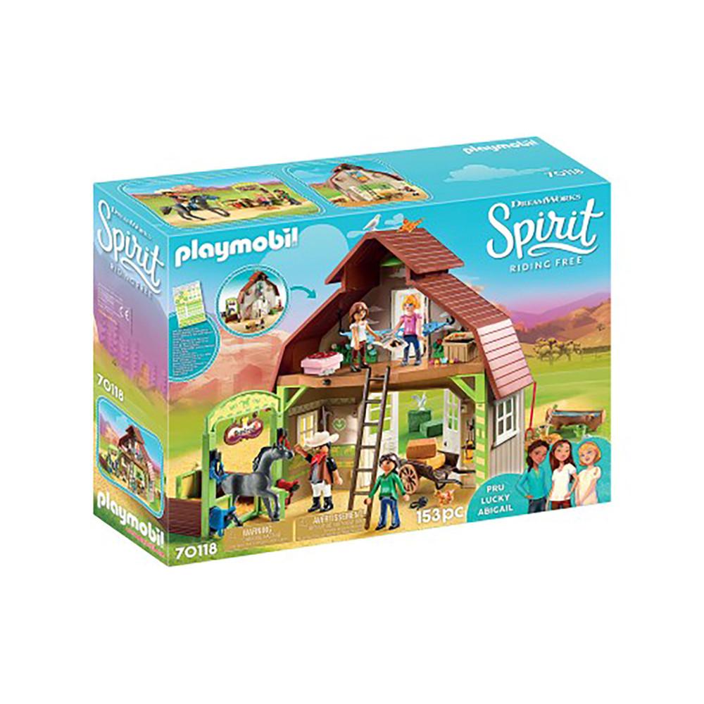 """Ігровий набір """"Ранчо"""" Playmobil (4008789701183)"""