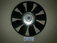 Вязкостная Муфта з вентилятором КамАЗ (704 мм), дв.740.50,51 з обичайкою < ДК >