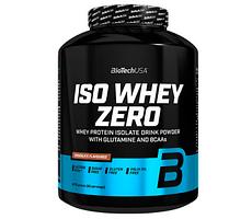 Протеин Изолят BioTech Iso Whey Zero 2270g ШОКОЛАД