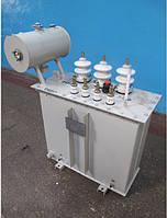 Силовий трансформатор ТМ-40/10/0,4 ТМ-40/6/0,4 масляний