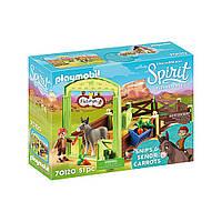 """Игровой набор """"Снипс и мистер Морковка"""" Playmobil (4008789701206), фото 1"""