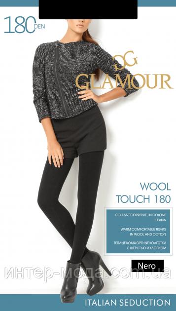 Колготки Glamour Wool Touch 180 Den ( 2 Nero )