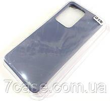 Чехол для Samsung Galaxy S20 Ultra G988 матовый Silicone Case Full Cover Macarons Color