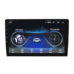 """Автомобільна 2DIN магнітола 9"""" HEVXM 8809 1/16 Гб Android GPS Уцінка (без підключення до камери заднгего виду)"""