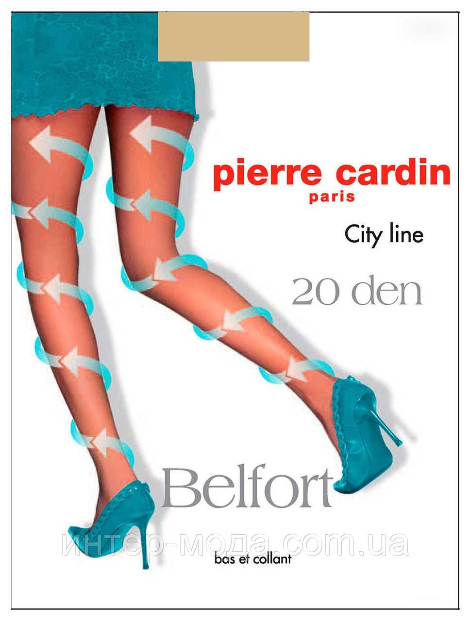 Колготки жіночі Belfort 20 den ( 3 Nero )