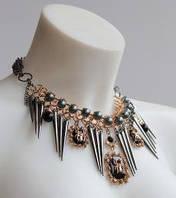 Ожерелье Gothic Doll