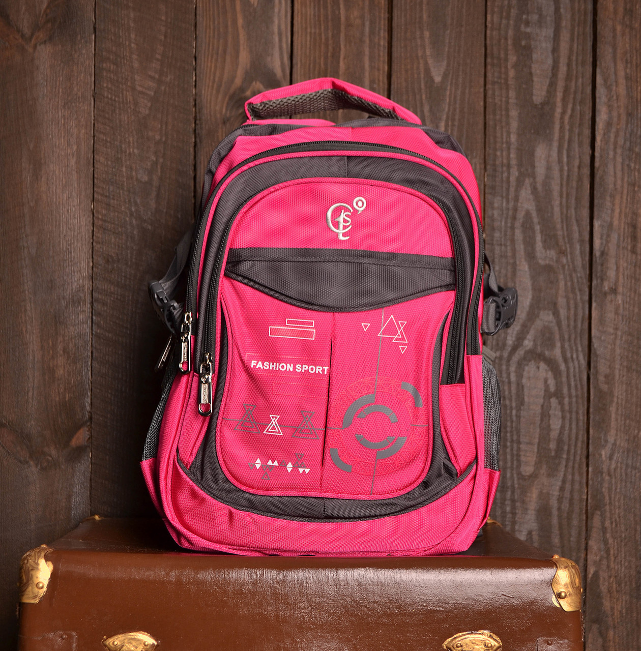 Рюкзак школьный 16020