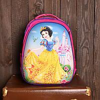 Рюкзак школьный 1002 c Белоснежкой для девочек