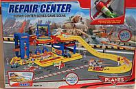 """Детский набор """"Аэродром - паркинг"""" самолетики для детей 660-154"""
