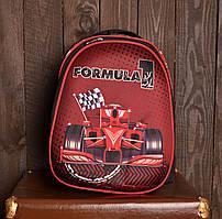 Рюкзак школьный 1002 Formula 1 для мальчика