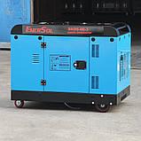 Генератор дизельный EnerSol SKDS-8E-3B, фото 5