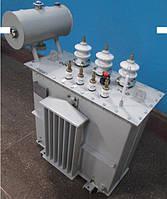Трансформатор силовий ТМ-100 10/0,4 6/0,4 масляний