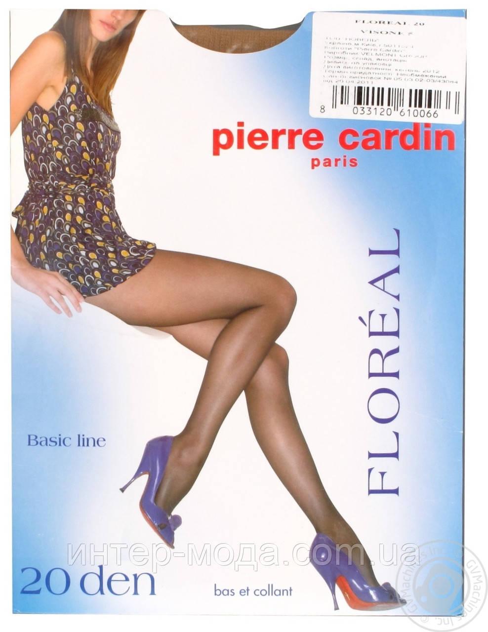 Колготки женские Floreal 20 maxi ( 5 Noisette )