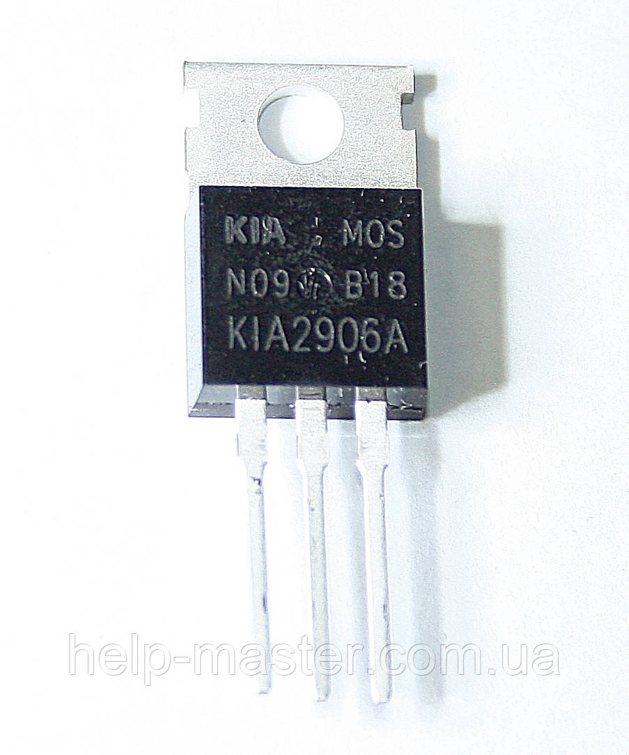 Транзистор KIA2906A (TO-220)