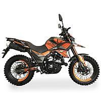 Новинка Крос-ендуро мотоцикл TEKKEN 250