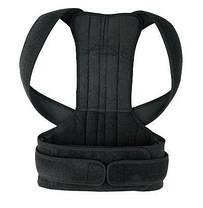 Универсальный мужской корректор осанки с регулировкой Back Pain Need Help (Реплика), фото 2