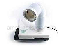Настольная вытяжка для маникюра с фильтром Dust Collector 60 Ватт