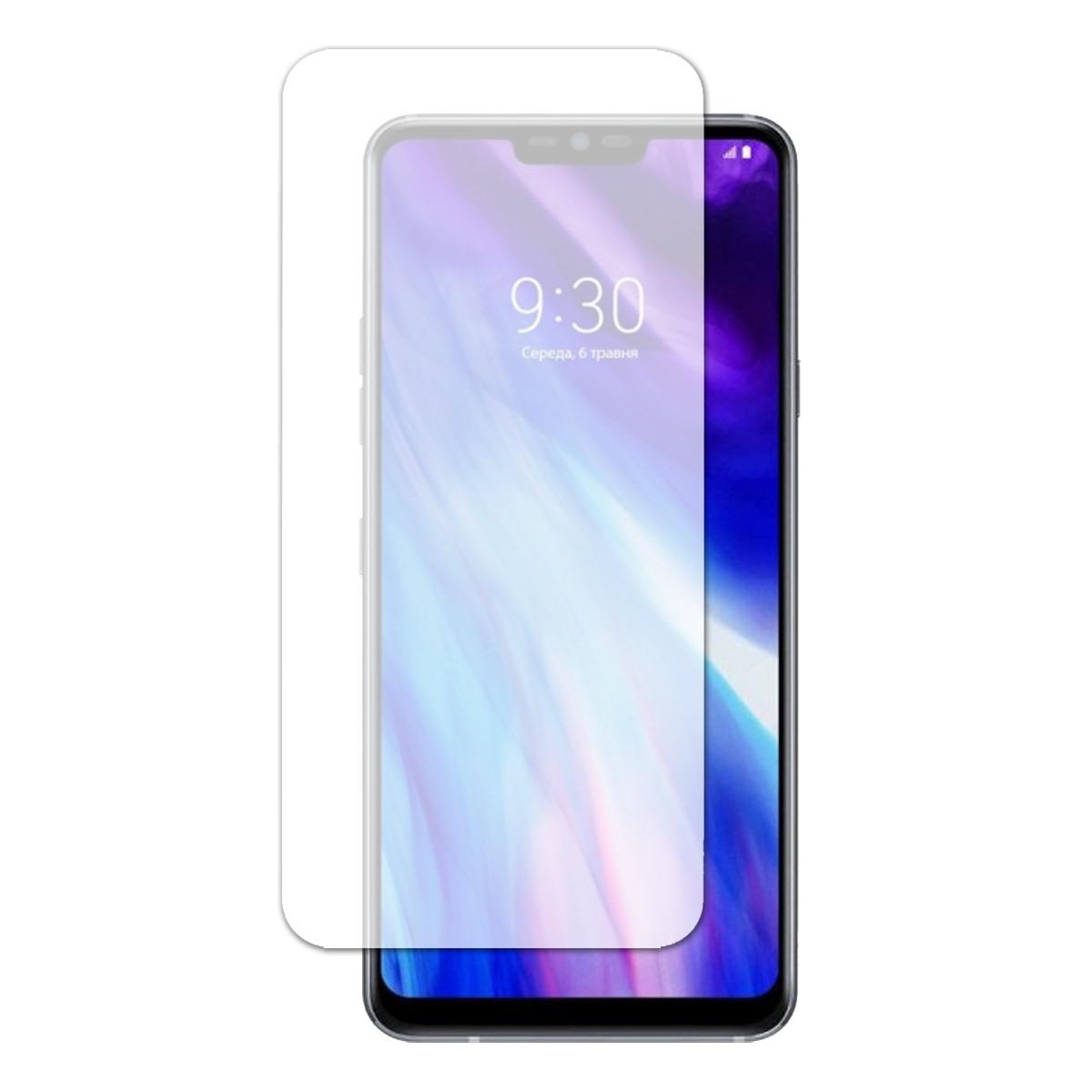 Гидрогелевая защитная пленка для смартфонов LG (Q7 Plus/K9/QStylus Plus/G7 One/G7 Fit/G8 ThinQ/V40 ThinQ и