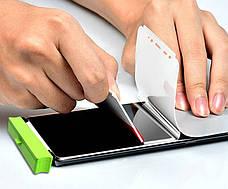 Гидрогелевая защитная пленка для смартфонов LG (Q7 Plus/K9/QStylus Plus/G7 One/G7 Fit/G8 ThinQ/V40 ThinQ и, фото 3