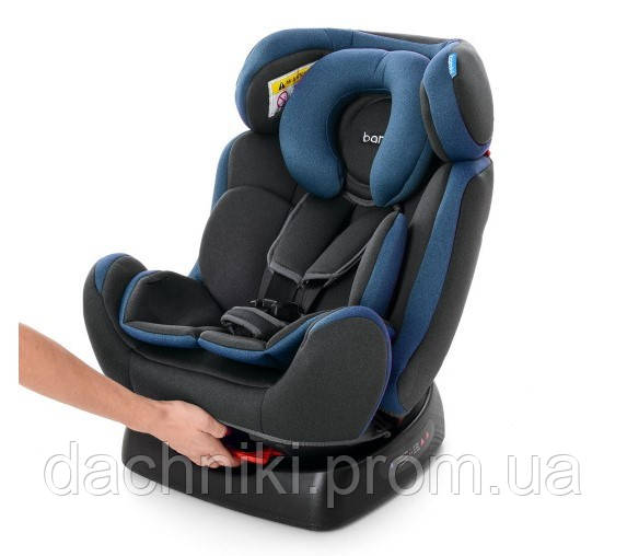 Автокресло Navy Gray Bambi 0-25 кг