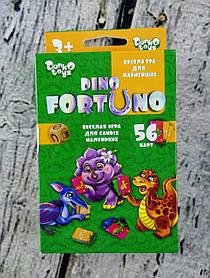 """Настільна гра """"Діно ФортУно"""" UF-05-01 Danko-Toys Україна"""