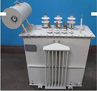 Трансформатор силовий ТМ-160/10/0,4 ТМ-100/6/0,4 масляний