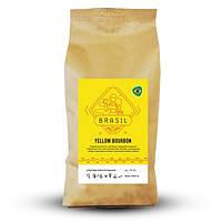 Молотый кофе Бразилия Желтый Бурбон, 0.25 кг.