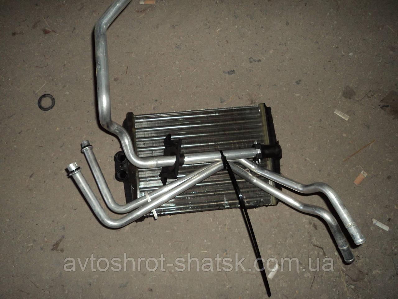 Б/У радиатор печки Mercedes-Benz W202