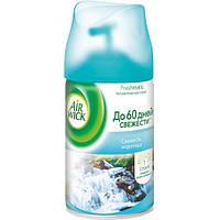 """Освежитель воздуха Air Wick Freshmatic """"Свежесть водопада"""", сменный баллон (250мл.)"""
