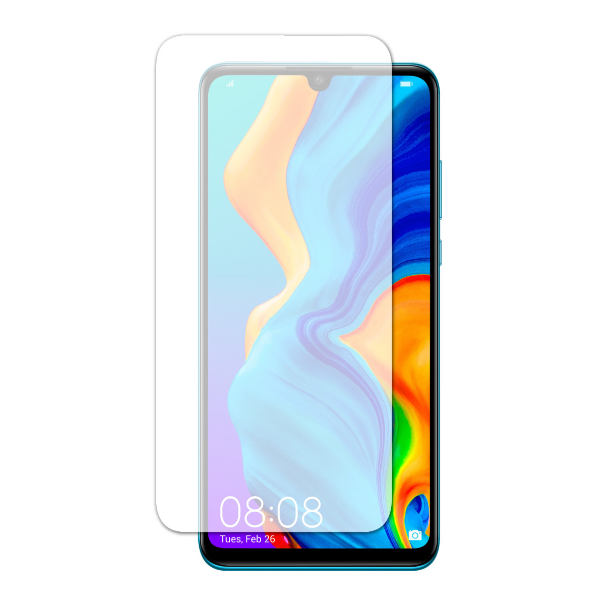 Гидрогелевая защитная пленка для смартфонов Huawei (Mate 8/Y9/P10/P20/P Smart/Nova 3 и другие)