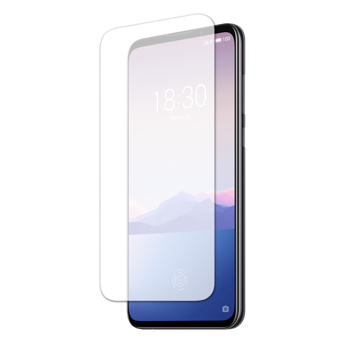 Гідрогелева захисна плівка для смартфонів Meizu (C9/M6T/M8 lite/Note 8/M10/M6s/16th/15 та інші)